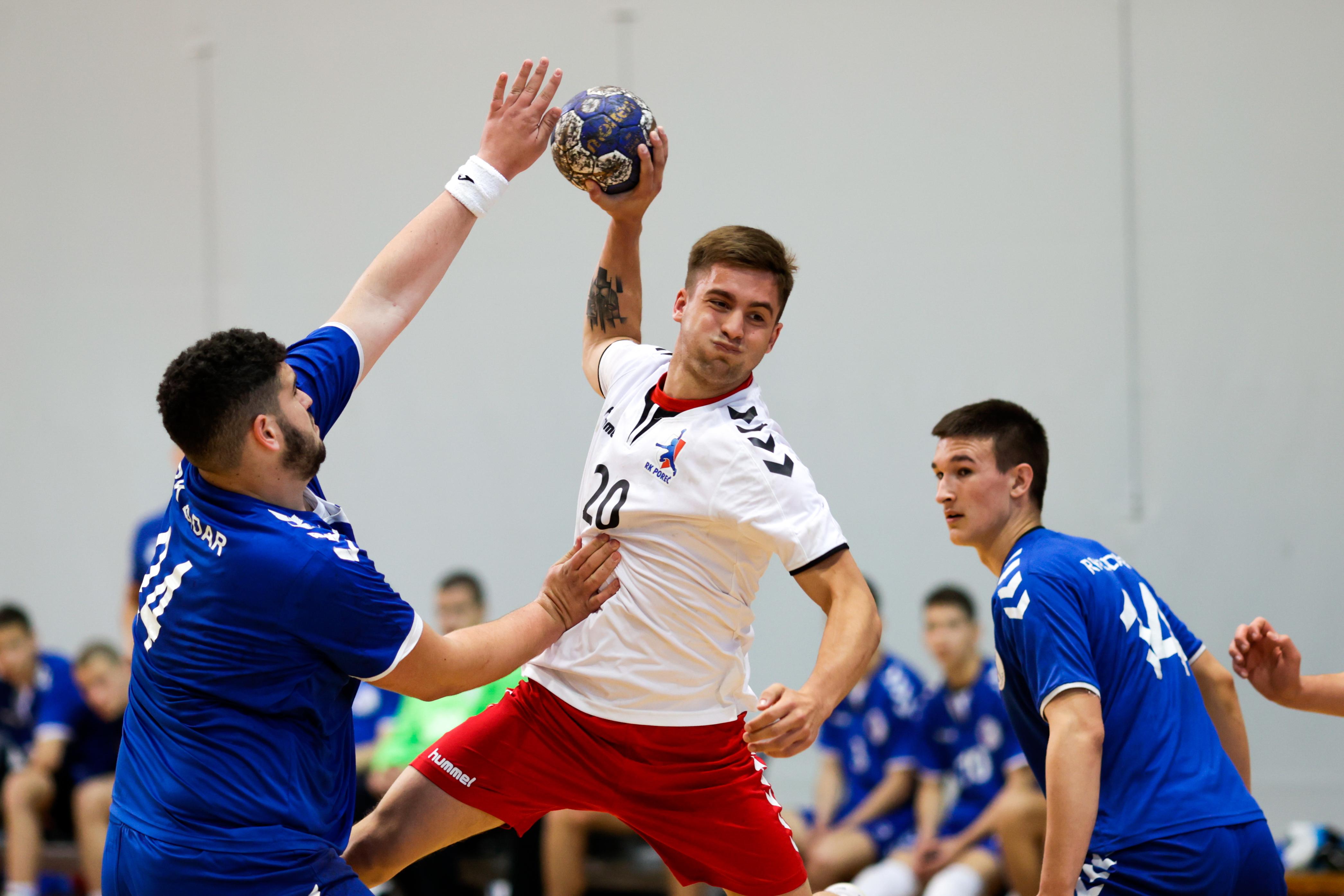 Sportska Hrvatska Zavrsnica 1.HRL U17, zadnji dan